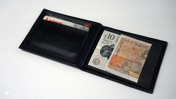 The WEISER WALLET By Danny Weiser