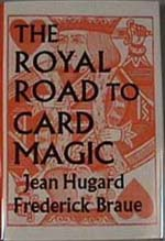 Royal Road to Card Magic - Hardbound