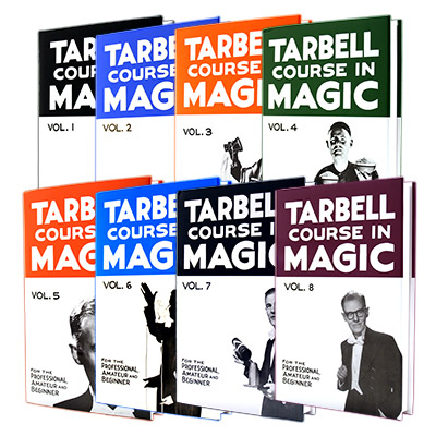 The COMPLETE COURSE in TARBELL - All 8 Books