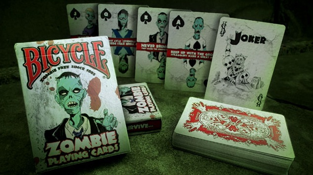 Zombie Deck by USPCC