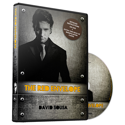 The Red Envelope by David Sousa and Luis De Matos