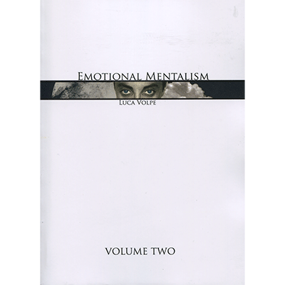 Emotional Mentalism Vol 2 by Luca Volpe and Titanas Magic