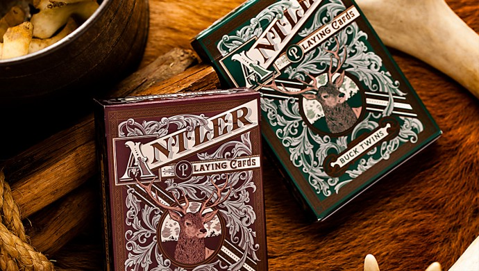 Antler Deck by Dan and Dave