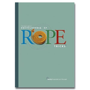 ENCYCLOPEDIA OF ROPE TRICKS - STEWART JAMES