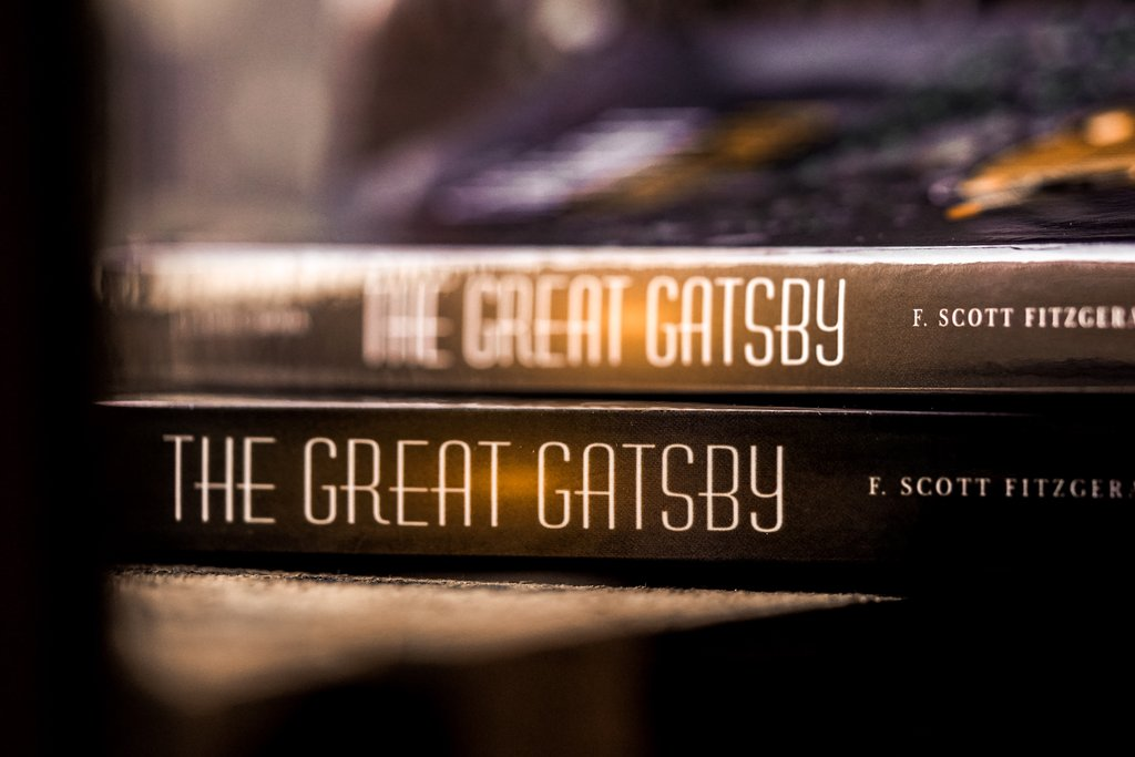 The Great Gatsby Book Test by Theory 11