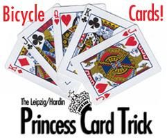 The Princess Card Trick