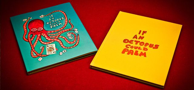 If an Octopus Could Palm by Dan and Dave Buck SIGNED