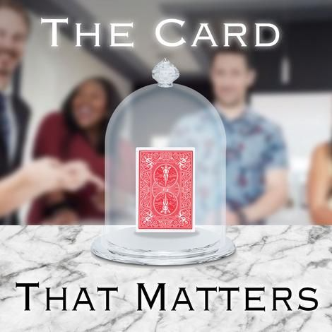 The Card That Matters by Penguin Magic