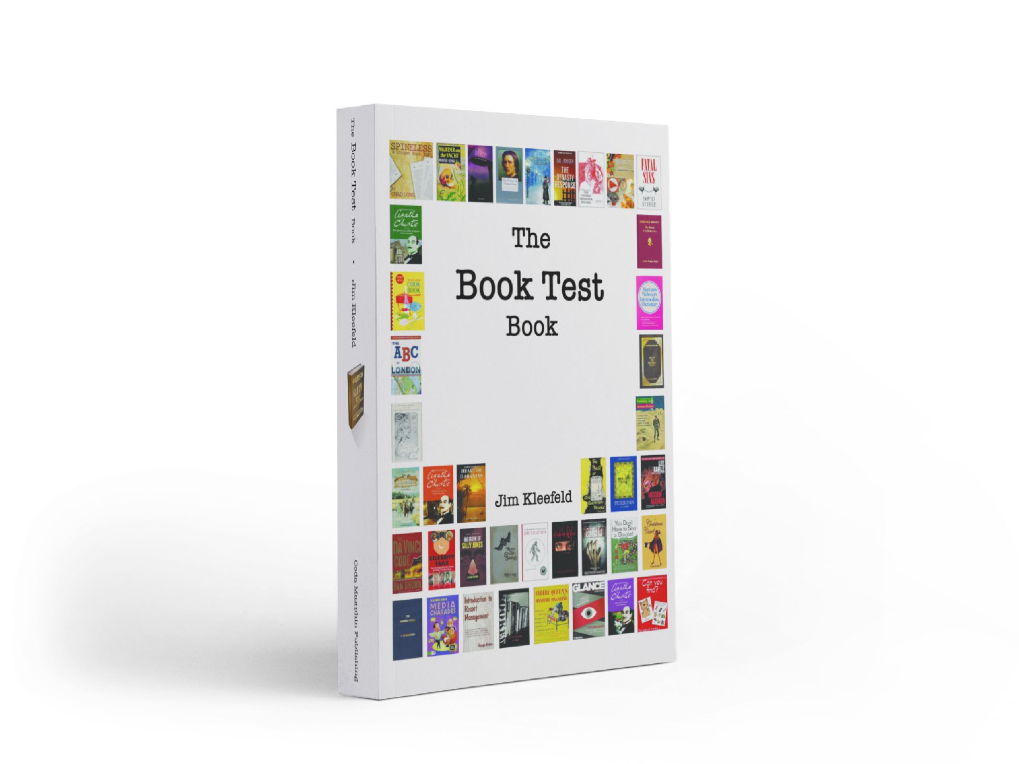 The Book Test Book – Jim Kleefeld