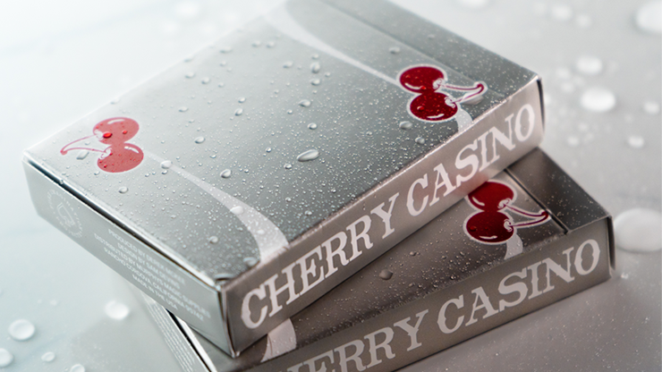 Cherry Casino (McCarran Silver) Playing Cards