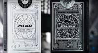 Star Wars  SILVER Playing Cards by Theory11