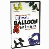 Ultimate Balloon Animals & More DVD