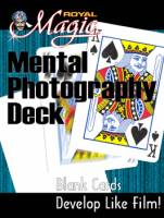 Mental Photograby Deck