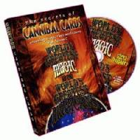 Cannibal Cards DVD -World