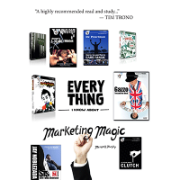 Every Thing I Know About Marketing Magic by Maxwell Murphy