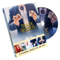 Trade Secrets DVD by Micheal Feldman