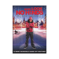 Look No Hands Vol. 2  Book by Wayne Dobson