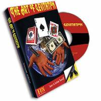 The Art of Levitation DVD and Gimmicks