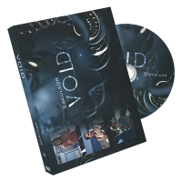 Void  (DVD and Gimmick) by Skulkor - DVD