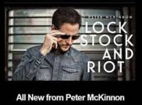 Lock Stock and Riot DVD by Peter McKinnon