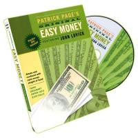 Easy Money DVD by John Lovick and Patrick Page