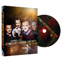 Ultimate Self Working Card Tricks Volume 3 by Big Blind Media DVD or DOWNLOAD!
