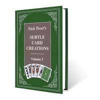 Subtle Card Creations of Nick Trost, Vol. 3 - Book