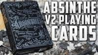 ABSINTHE PLAYING CARDS V2