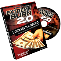 Extreme Burn 2.0 LOCKED AND LOADED by Richard Sanders - DVD