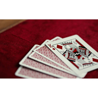 Red Dealers with Boarders by Ellusioninst & Madison