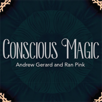 Conscious Magic Episode 1 (T-Rex and Real World plus Gimmicks) with Ran Pink and Andrew Gerard