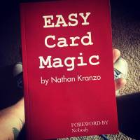 Easy Card Magic Book by Nathan Kranzo