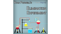 Elimination Experiment (Gimmicks and Online Instructions) by Kyle Purnel
