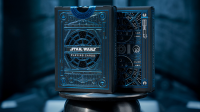 Star Wars Light Side (Blue) Playing Cards by theory11