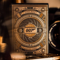 James Bond 007 Playing Cards by Theory 11