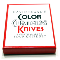Color Changing Knives by David Regal