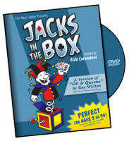 Jacks In The Box By Aldo Colombini & The Magic Apple