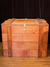 Rent a classic Magic Box illusion @ The Magic Apple