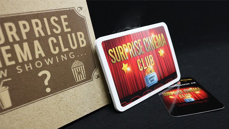 Surprise Cinema (Gimmicks and Online Instructions) by Alakazam Magic - Trick