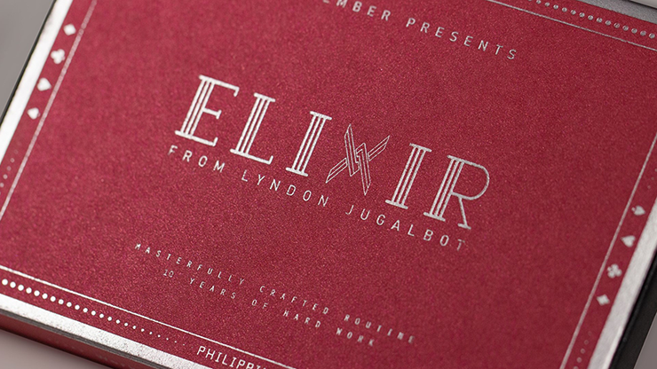 Skymember Presents ELIXIR  by Lyndon Jugalbot