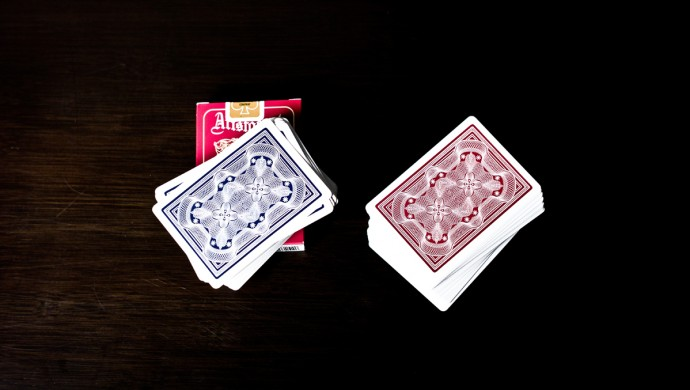 Aristocrat Playing Cards by the USPCC