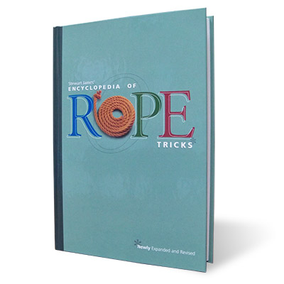 The Encyclopedia of Rope Tricks Book by Stewart James