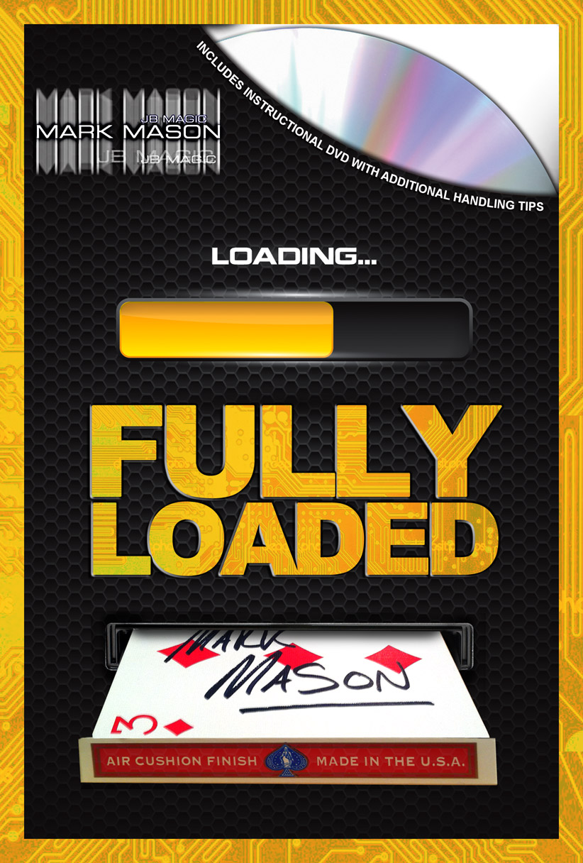 Fully Loaded DVD and Gimmicks by Mark Mason