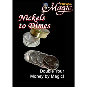 Nickels to Dimes (Also Shrinking Nickels)