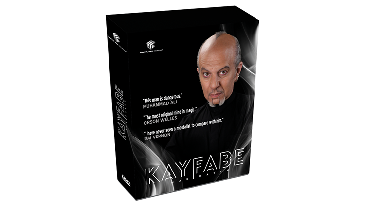 Kayfabe 4 DVD set by Max Maven