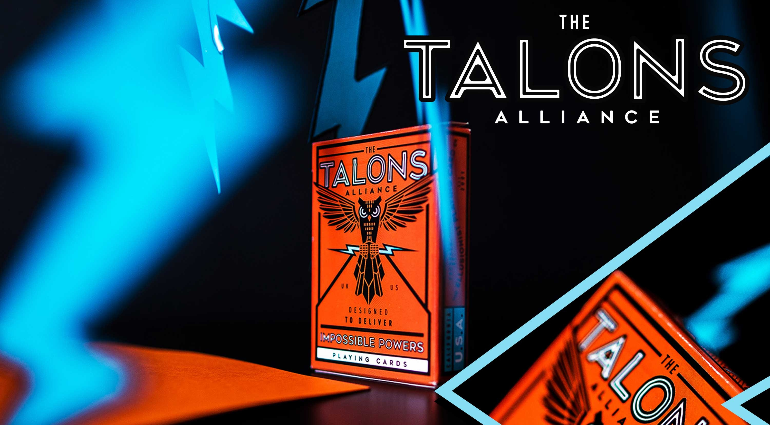 Talons Playing Cards by Ellusionist