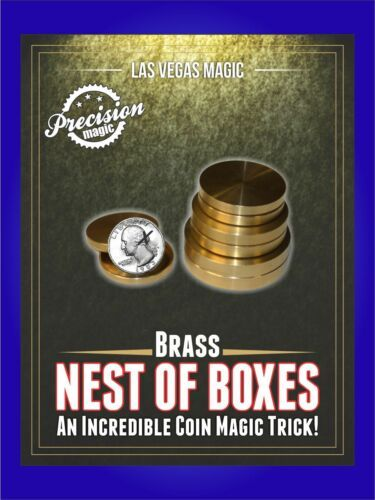 Spellbinding Boxes - Nest of Boxes