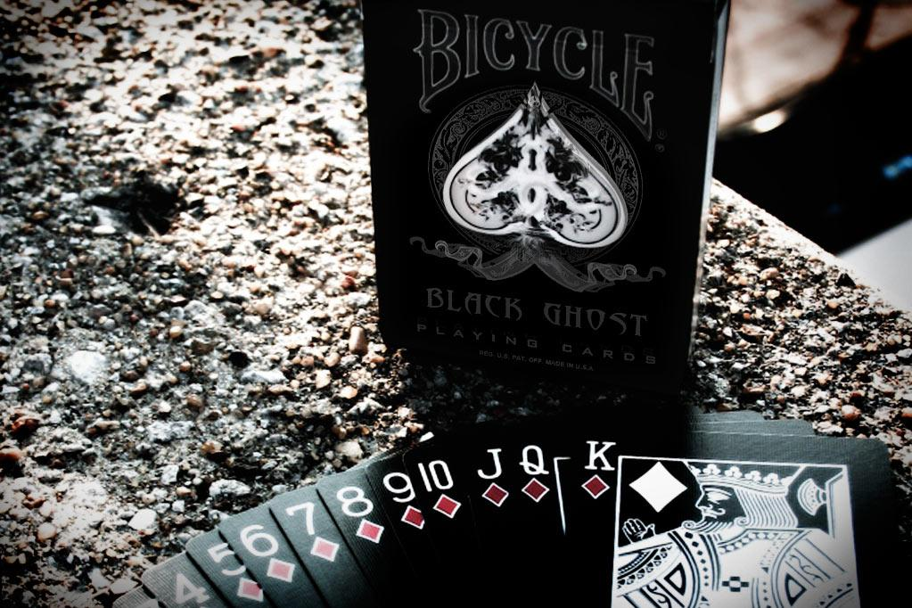 The Black Ghost Deck by Ellusionist