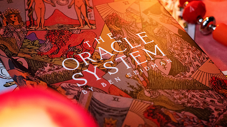 The Oracle System (Gimmicks and Online Instructions) by Ben Seidman