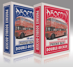 Double Decker Deck (Phoenix Cards)